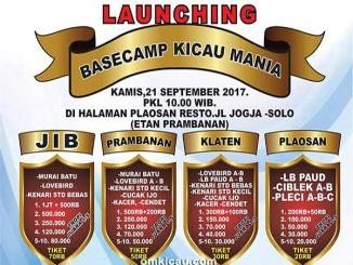 Basecamp Kicau Mania