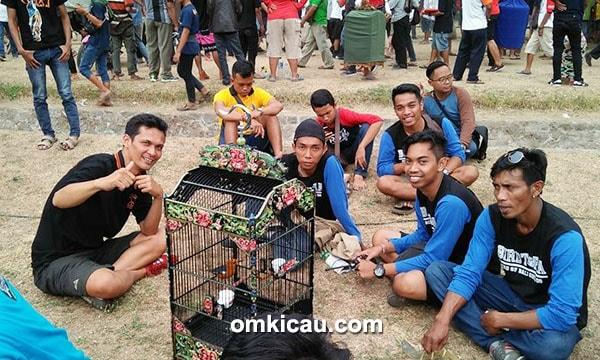 Birdtopia Team Bali