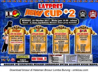 Latpres RSW Cup 2