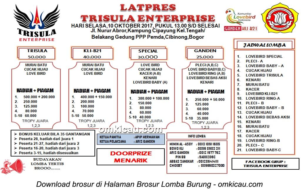Latpres Trisula Enterprise