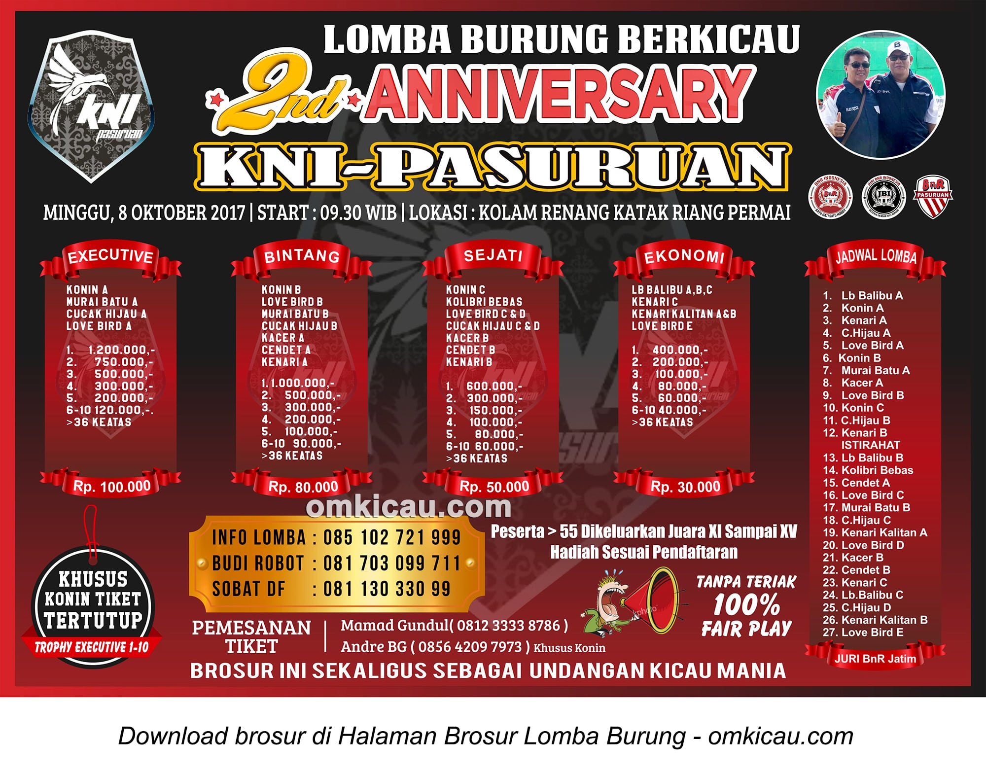 2nd Anniversary KNI-Pasuruan