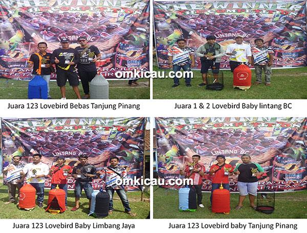 Launching Lintang BC