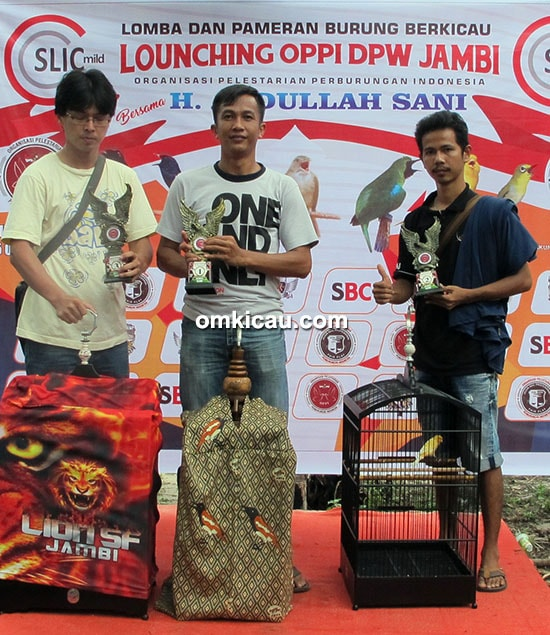 Launching OPPI DPW Jambi