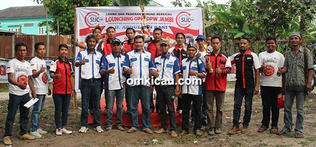 Launching OPPI DPW Jambi