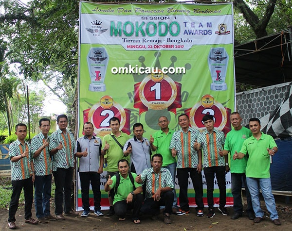 Mokodo Team Awards