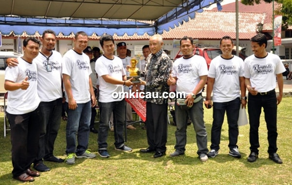 Bupati Sleman Cup 2