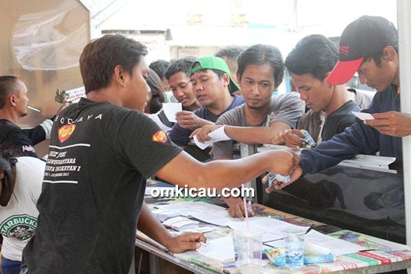 Launching Harpin BC Bekasi