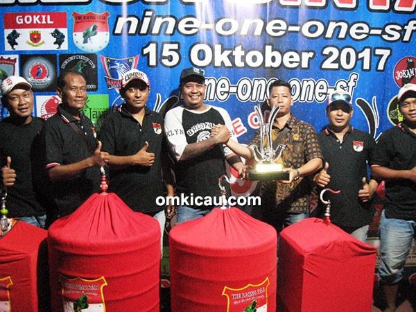 TRS SF Surabaya