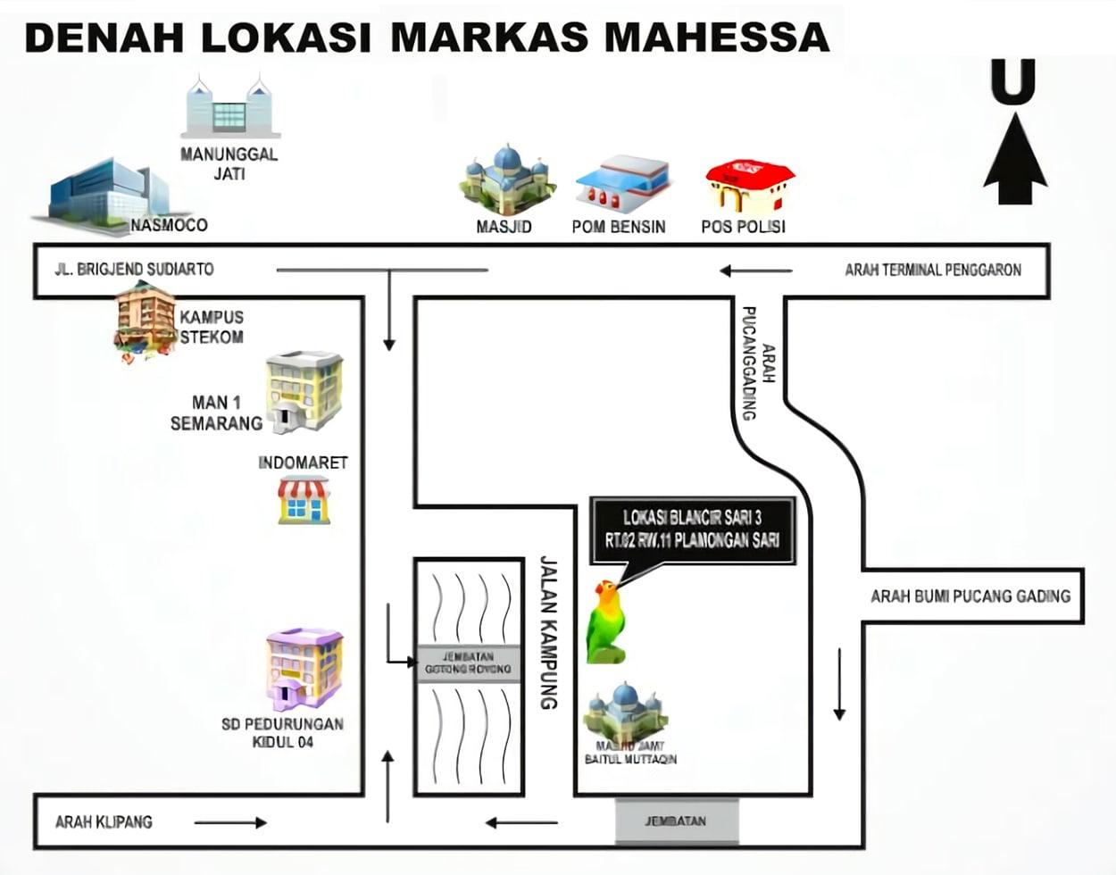 Gantangan KWB Mahessa Community