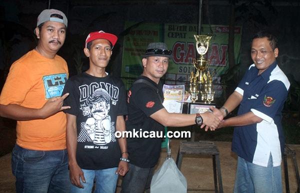 Piala Cileungsi Cup I