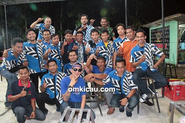 Panitia Arga Surya Cup 1