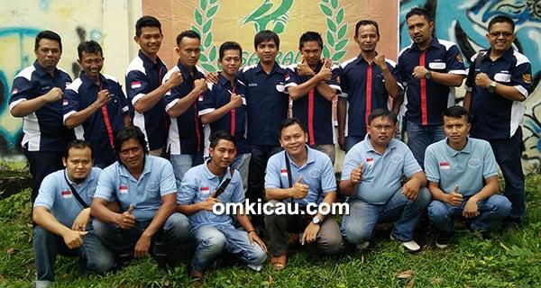 Tim Juri Radjawali Indonesia DPC Bungo