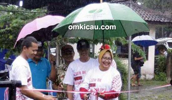 Wakil Bupati Sleman Cup 1