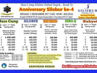 Road to Anniversary Ke-4 Silobur