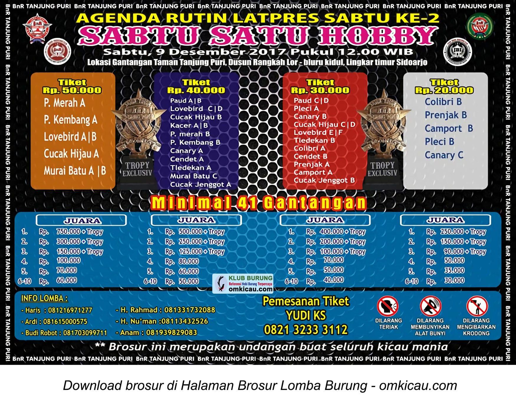 Latpres BnR Tanjung Puri