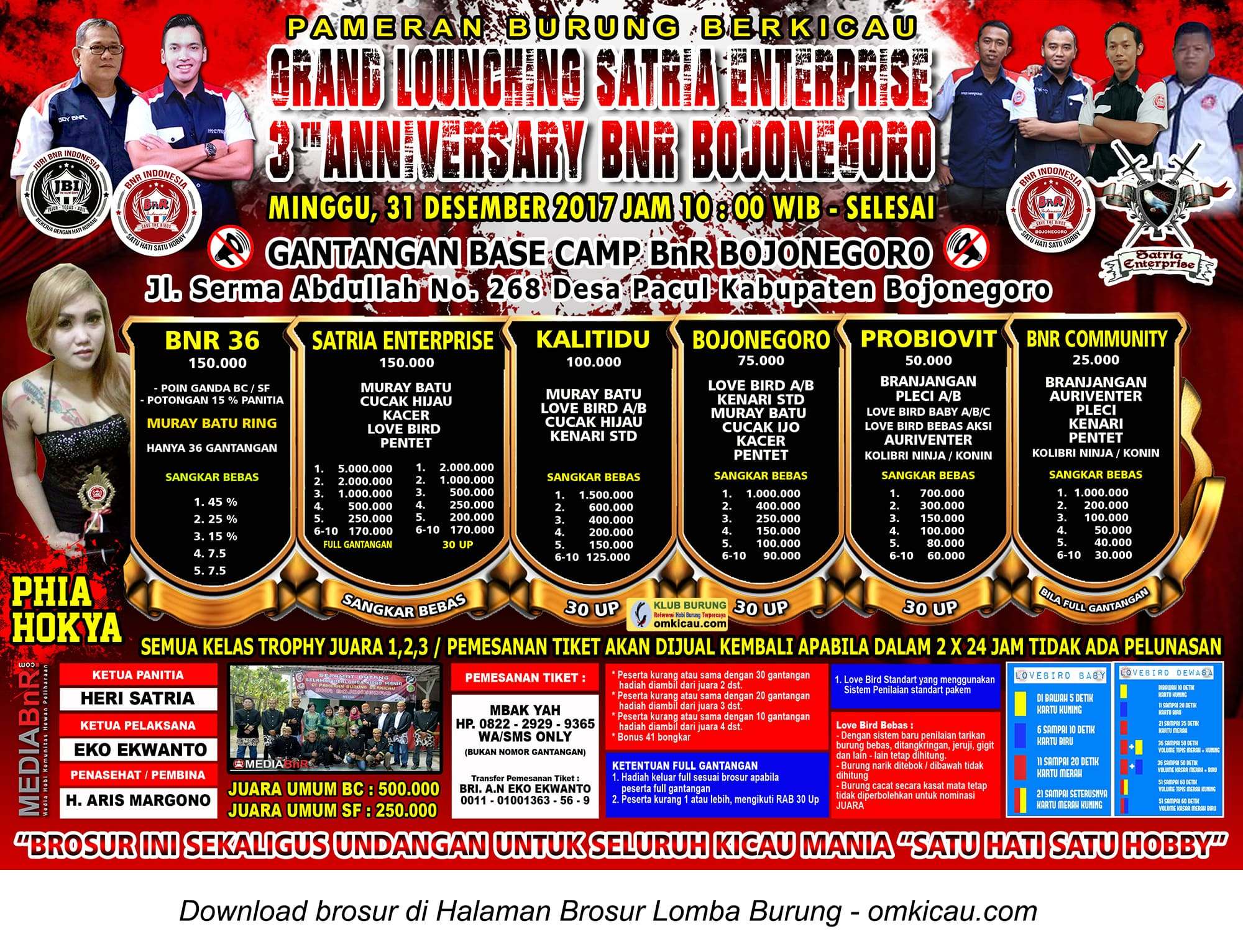 Grand Launching Satria Enterprise