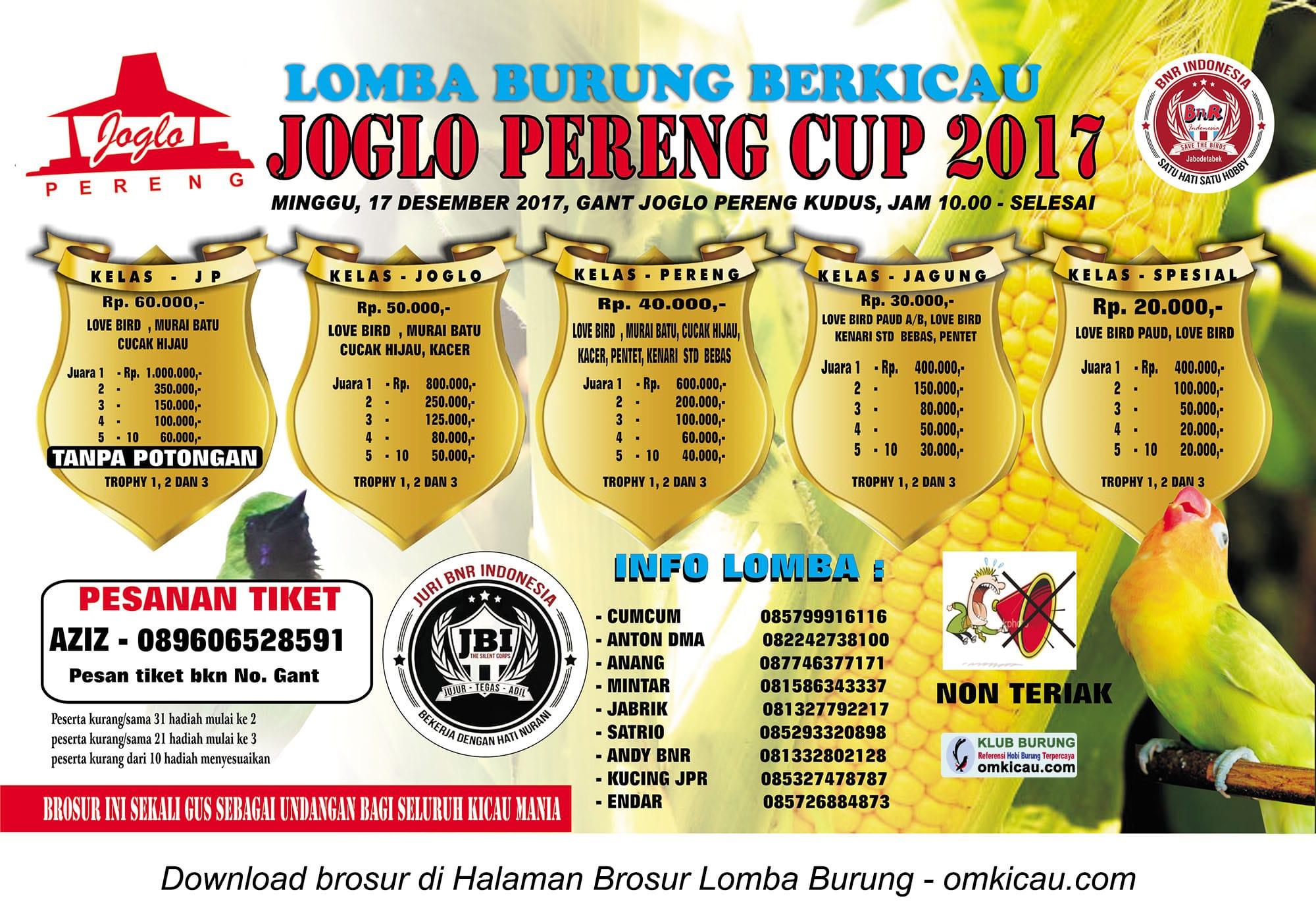 Joglo Pereng Cup