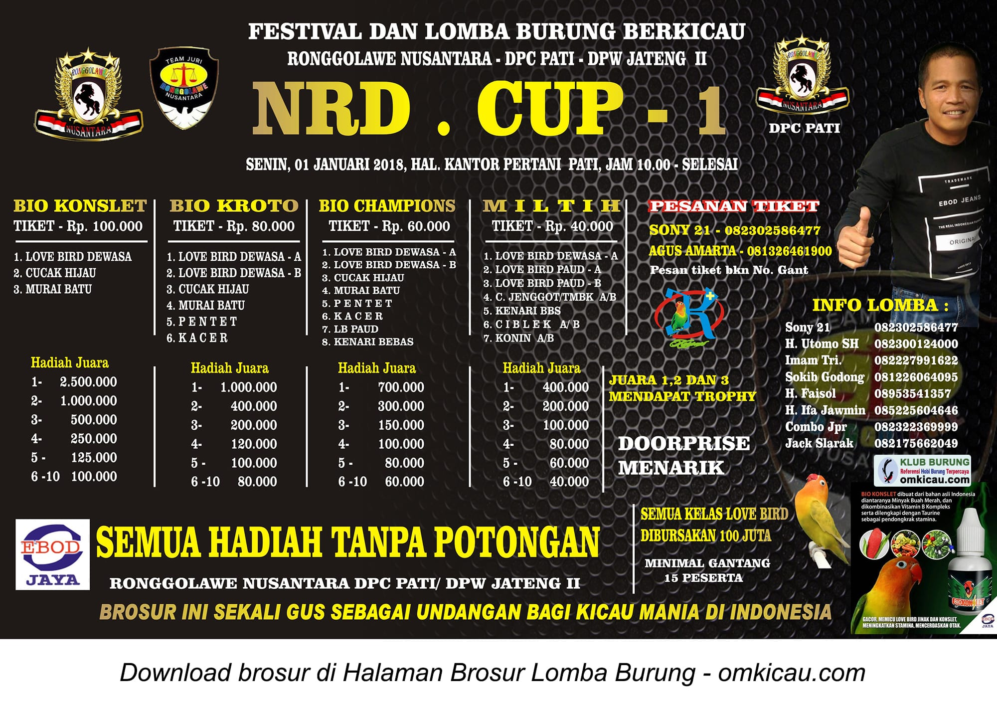 NRD Cup 1