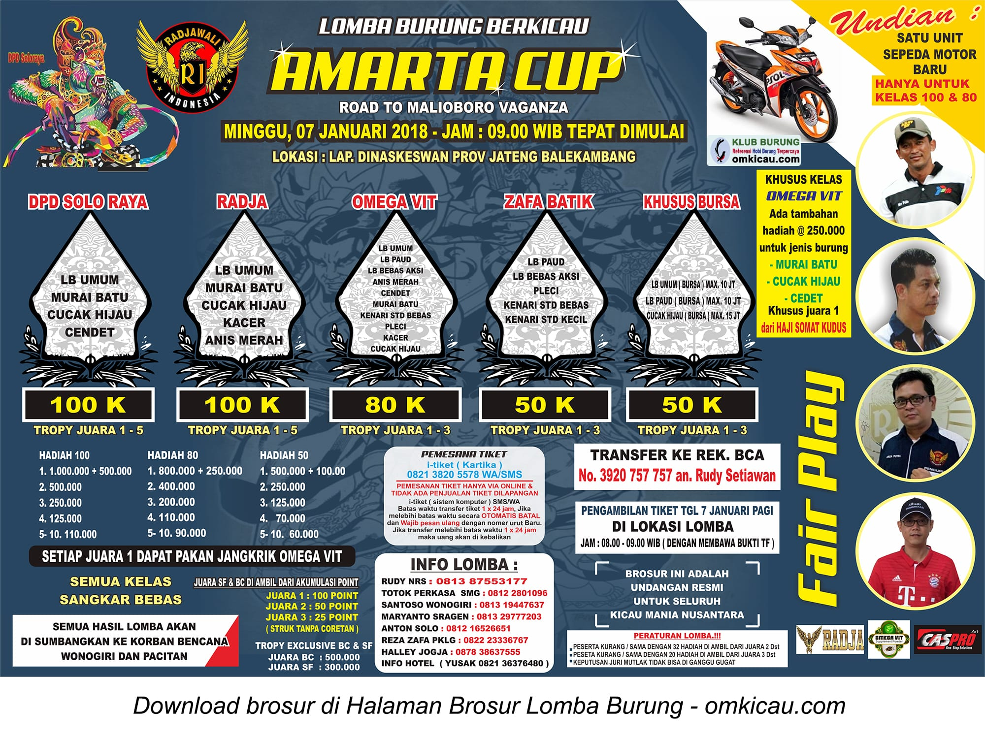 Amarta Cup