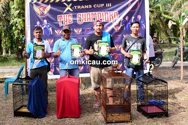 X-Trans Cup III
