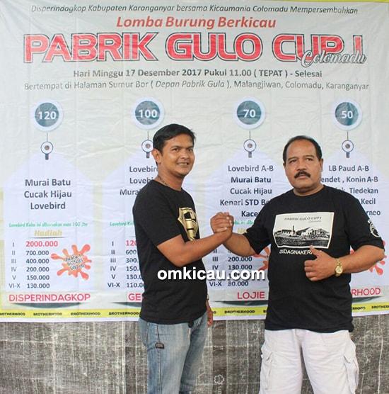 Pabrik Gulo Cup 1