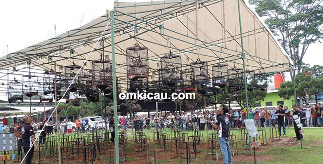 Launching Hanggar BnR Depok