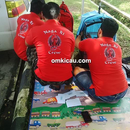 Naga RI Crew