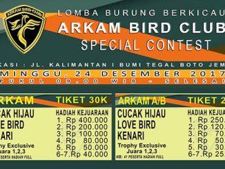 Arkam Bird Club