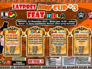Latpres RSW Cup III