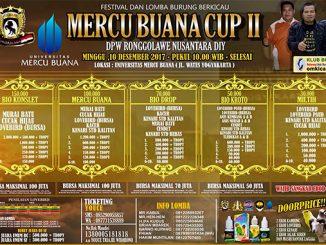 Mercu Buana Cup II