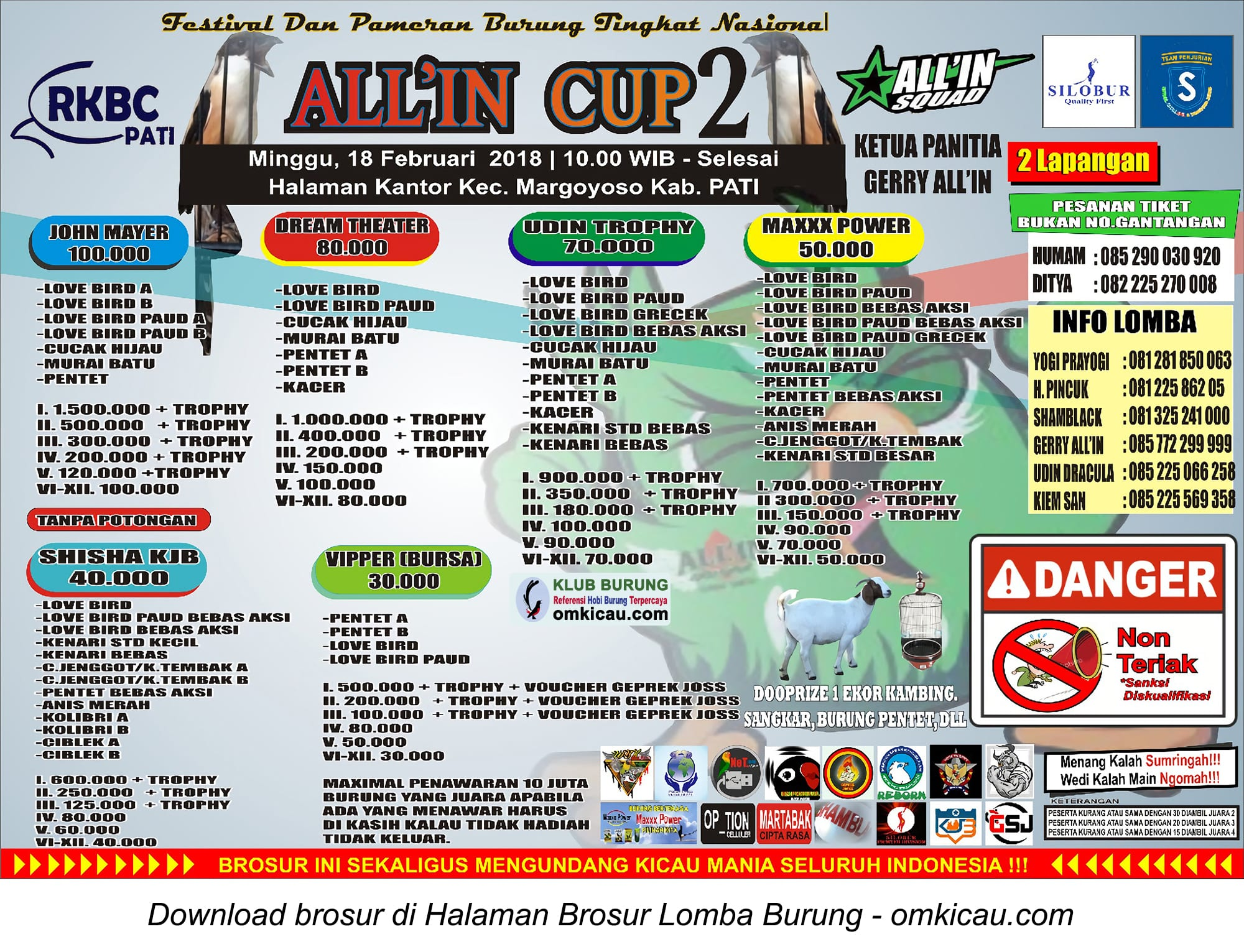 All'In Cup 2