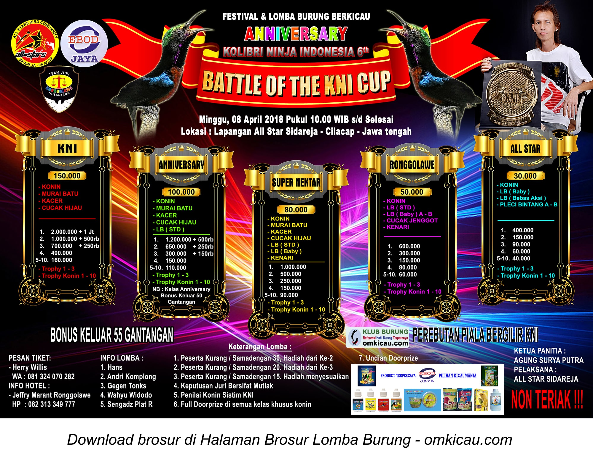 Battle of The KNI Cup