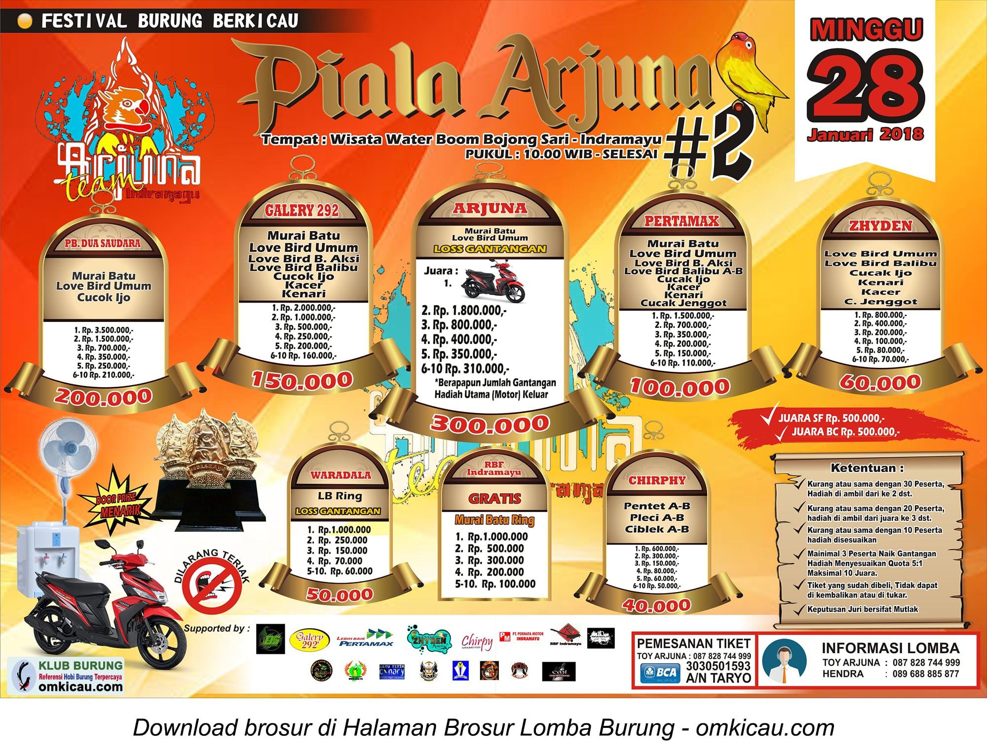 Piala Arjuna 2