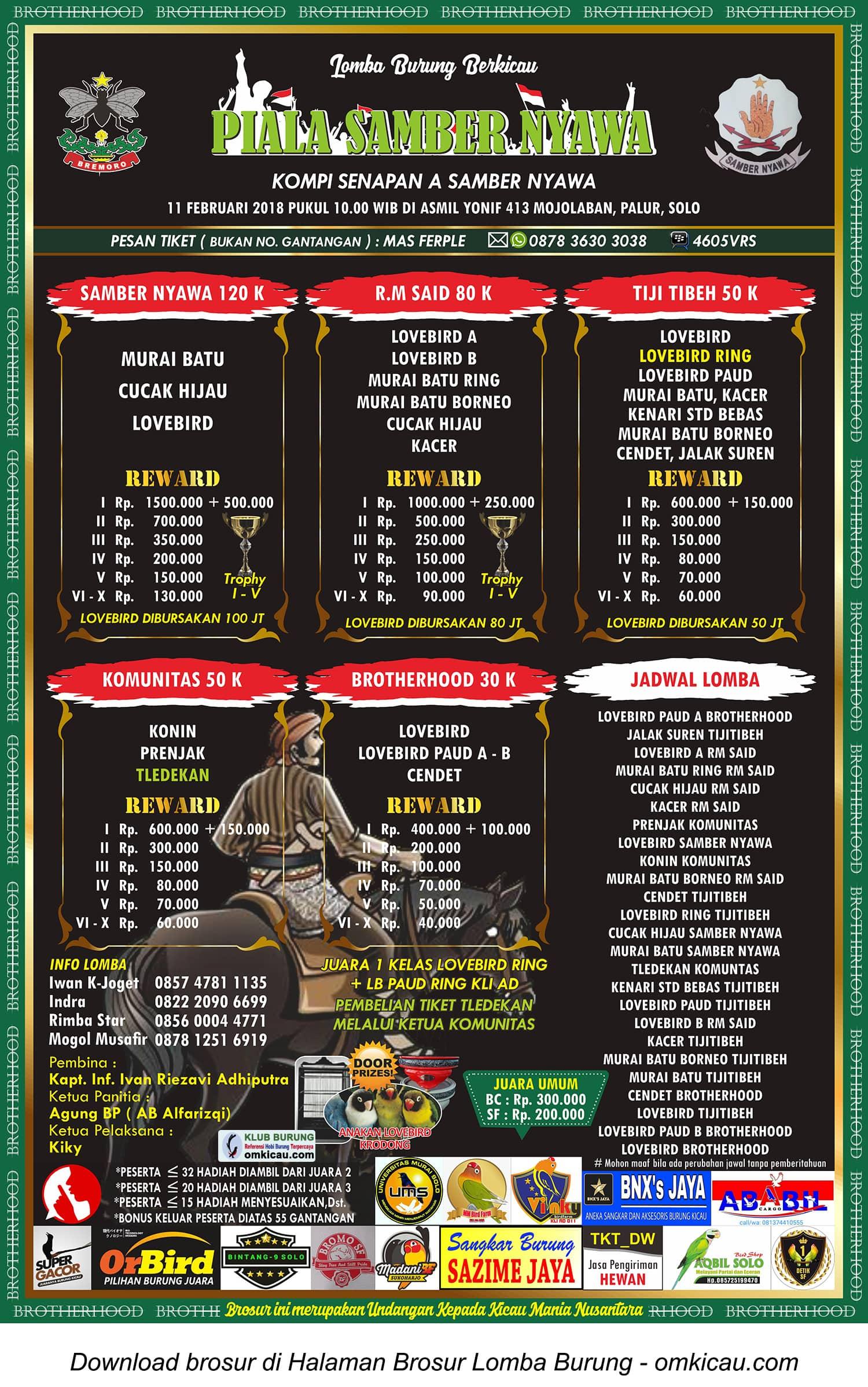 Piala Samber Nyawa