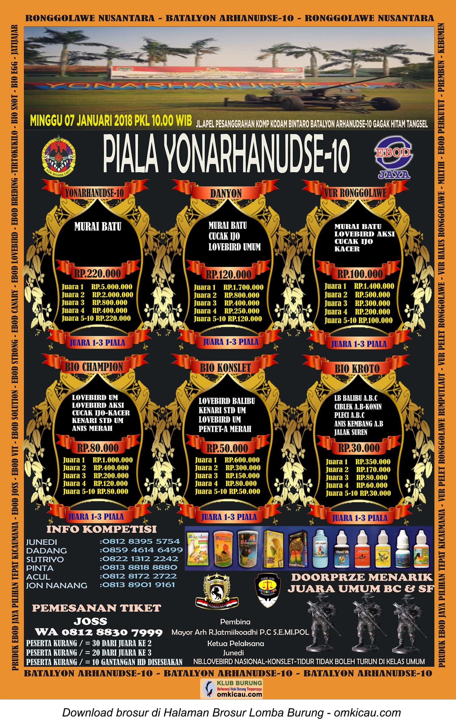 Piala Yonarhanudse-10