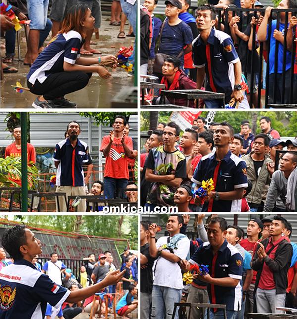 juri Radjawali Indonesia