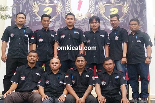 Juri BnR Indonesia