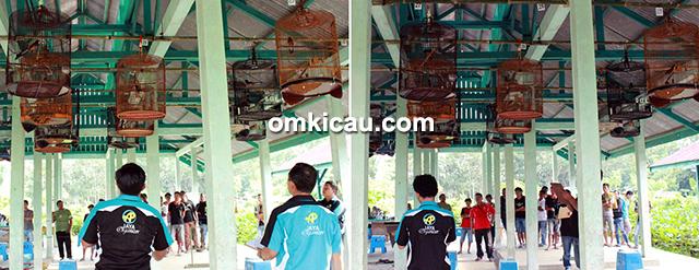 Launching SJ Berkicau