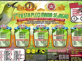 2nd Fiesta Pleci Mania Sejagad