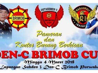 Den-C Brimob Cup