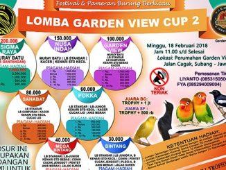 Garden View Cup 2