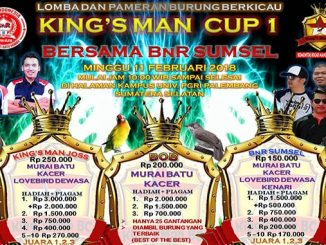 King's Man Cup 1