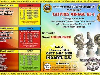 Latpres New Permata BC