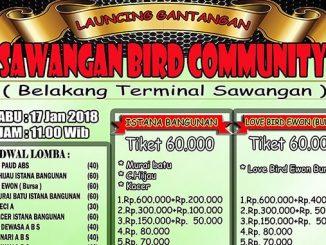 Sawangan Bird Community