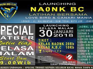 Launching Naonk BC