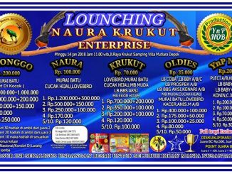 Launching Naura Krukut Enterprise