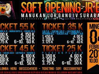 Soft Opening JR BC