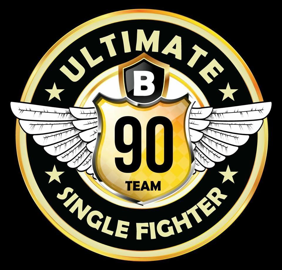 logo B90 SF