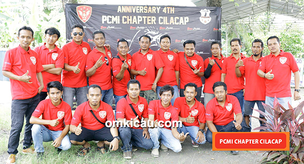 4th Anniversary PCMI Chapter Cilacap