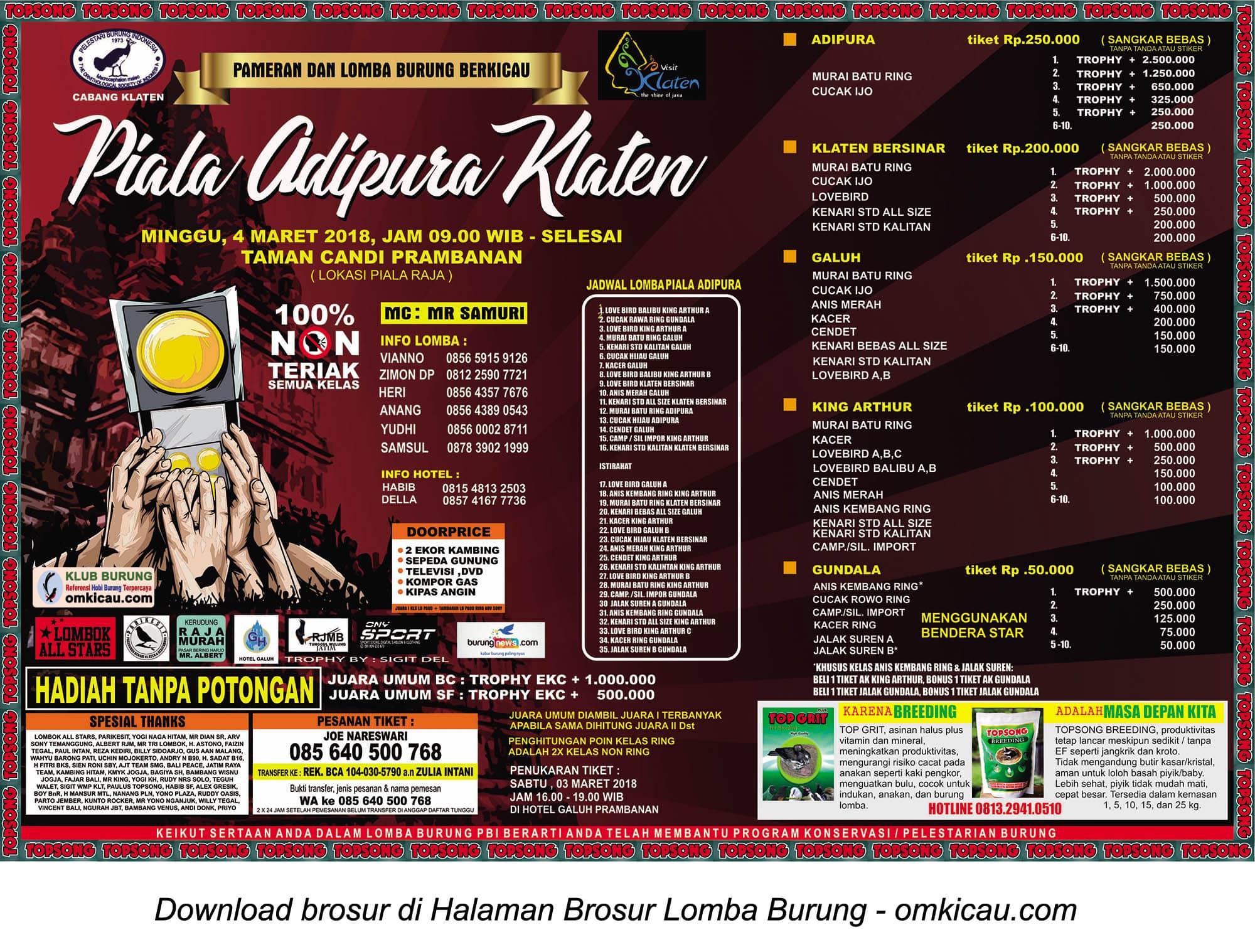 Piala Adipura Klaten